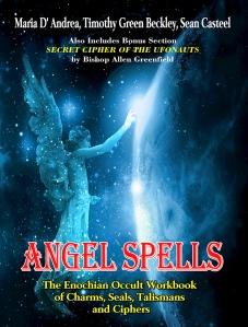 angel spells cover