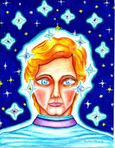 Ashtar: New rendition By  Carol Ann Rodriguez