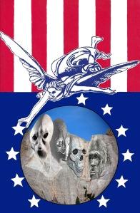 Presidents back cover art