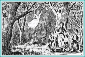 """""""Kate"""" The Bell Witch"""