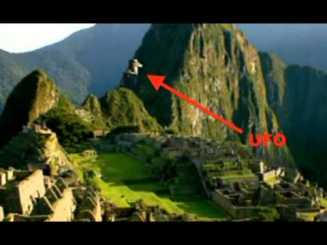 UFO sightings are very common in Peru Many times they visit places where treasure in one form or another is said to be buried.