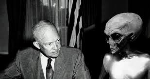 Exposing the Secret Treaty Between the U.S. and Aliens Treaty-ike-and-aliens