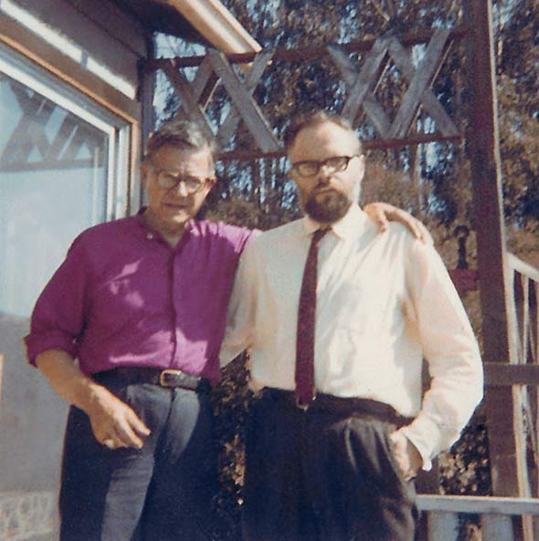 philip k dick and bishop pike