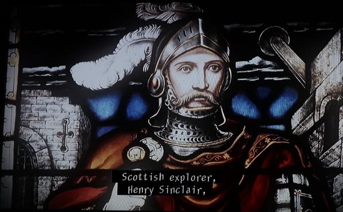 Knights Templar explorer Henry Sinclair
