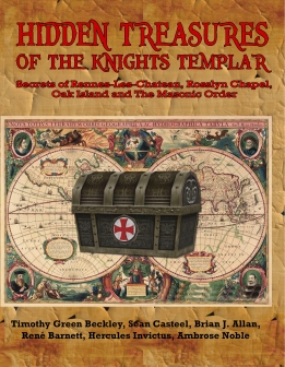 Templar Treasure front cover (1)