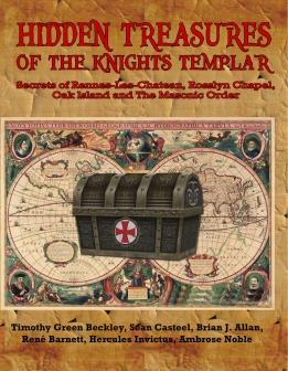 Templar Treasure front cover (1)