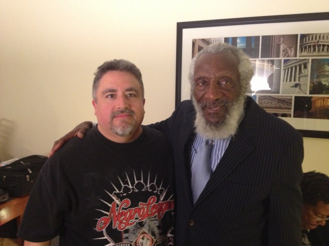 joe green and dick gregory