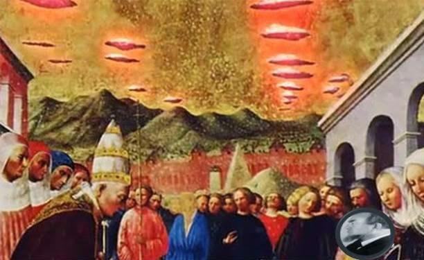 vaticanandufos