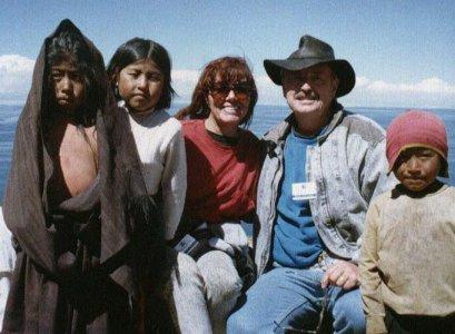 Brad and sherry steiger Indian Wisdom