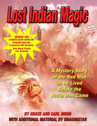 lost indian magic cover