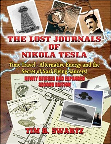 lost journals nikola tesla cover