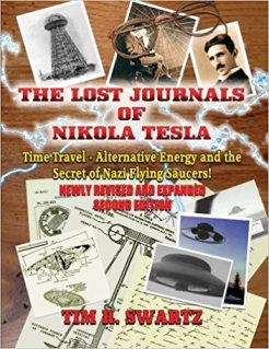 lost journals nikola tesla cover