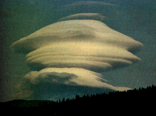 strange cloud over second mesa native american indian