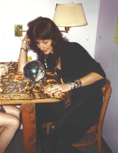 Susanne miller psychic reading