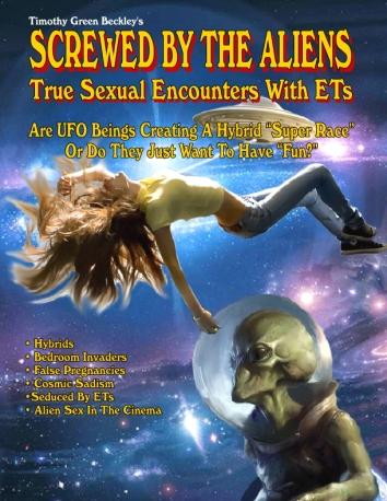 Alien sex Screw front cover #4