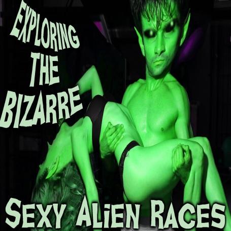 sex aliens - sexy alien races